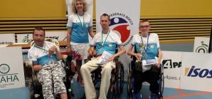 Naši medailisté z mezinárodního mistrovství České republiky.