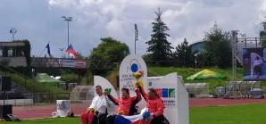 První velká medaile pro Karla Davídka na World Ranking  závodě