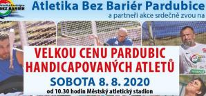Atletika - Pardubice bez bariér 2020