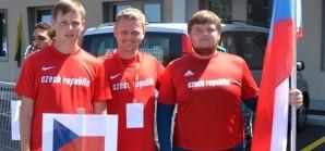 Martin Adamčík a Michal Vimmer míří na Mistrovství Evropy v para atletice. Akce proběhne 1.-5. 6. 2021